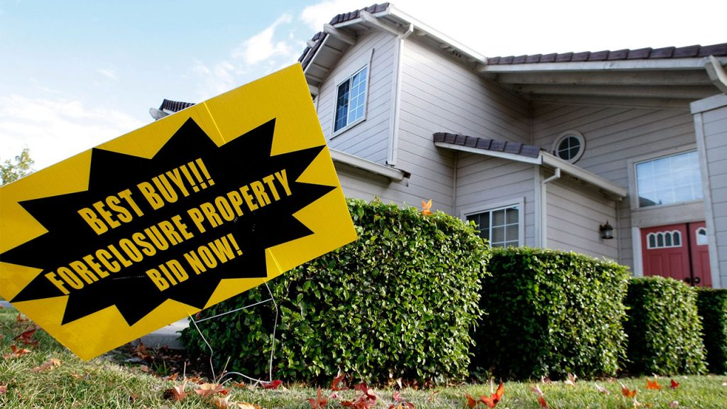 buying a foreclosure home Savannah